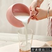 陶瓷小奶鍋單柄不粘煮熱牛奶網紅兒童嬰兒寶寶輔食鍋家用迷你砂鍋