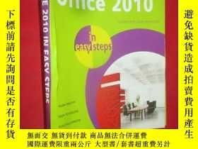 二手書博民逛書店Office罕見2010 in Easy Steps ( 16開
