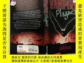 二手書博民逛書店VAMPIRE罕見Plagues:吸血鬼瘟疫Y200392