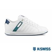 【K-SWISS】Lundahl WT S休閒運動鞋-男-白/藍(02533-113)