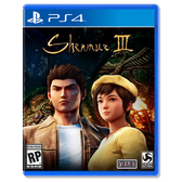 【預購】PS4 莎木 3《中文版》2019.11.19上市