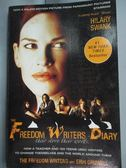 【書寶二手書T8/原文小說_LEH】The Freedom Writers Diary_Gruwell, Erin
