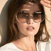 Chloe 墨鏡 CE125S 760 (銀) 金屬曲線 復古大框 太陽眼鏡 久必大眼鏡