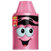 Crayola 繪兒樂 趣味粉色圖樣蠟筆組