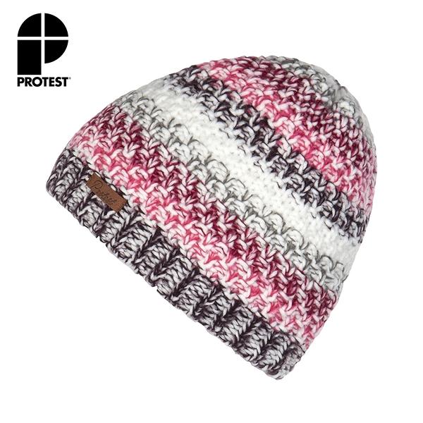PROTEST 保暖毛帽 (花卉色) MOWICK 18 BEANIE