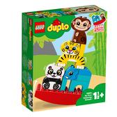 LEGO樂高 得寶系列 10884 我的第一套動物疊疊樂 積木 玩具