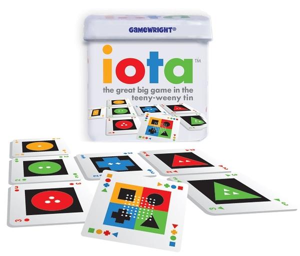 [楷樂國際] 微米形量色 Iota #Gamewright 桌遊 兒童 益智遊戲