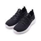 SKECHERS DOWNTOWN ULTRA綁帶運動鞋 黑白 18040BKW 女鞋