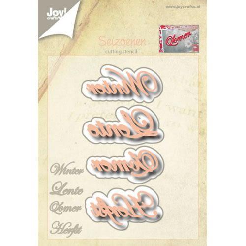 Joy 手工藝刀模(文字)-6002-0550