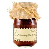 【紅島BDL法式果醬】#06薄荷草莓醬 120g