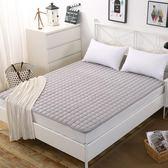 可機洗薄床墊賓館席夢思保護墊1.5米床褥子雙人1.8m床護墊1.2防滑【快速出貨】
