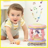 親子玩具-寶寶音樂手拍鼓玩具兒童拍拍鼓早教益智