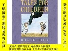 二手書博民逛書店Cautionary罕見Tales for Children 給