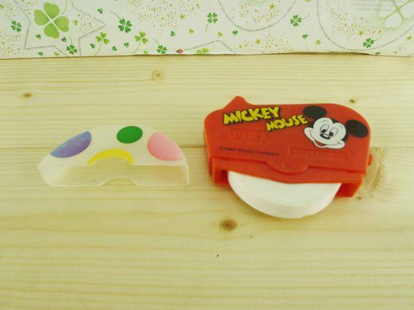 【震撼精品百貨】Micky Mouse_米奇/米妮 ~雙面膠-紅米奇