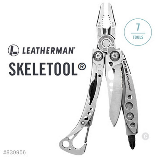 美國Leatherman SKELETOOL工具鉗(公司貨)#830956