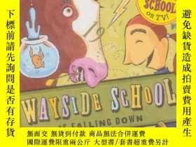 二手書博民逛書店罕見ye-9780380754847-Wayside School Is Falling DownY32165