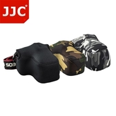 JJC單反相機迷彩內膽包佳能70D 77D 760D 700D 750D 5D3 800D 6D2 7D2 5d2 5D4聖誕節