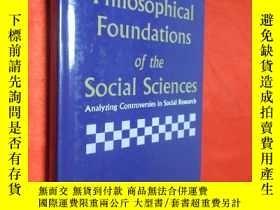 二手書博民逛書店Philosophical罕見Foundations of th