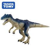 【日本正版】侏儸紀世界 異特龍 恐龍模型 TOMICA ANIA 多美動物園 TAKARA TOMY - 136712