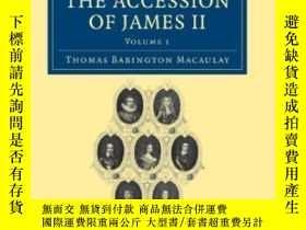 二手書博民逛書店The罕見History Of England From The Accession Of James IiY