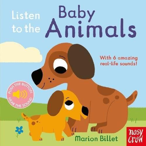 LISTEN TO BABY ANIMALS (AFNC0140)