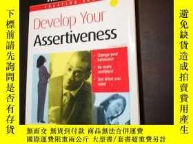 二手書博民逛書店Develop罕見Your AssertivenessY19725 Sue Bishop Kogan Page