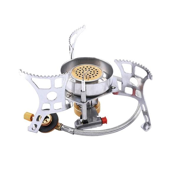 Horizon銅芯高效防風登山爐(野炊爐/瓦斯爐/登山/露營/爐具/炊具/燒水/煮熱水)