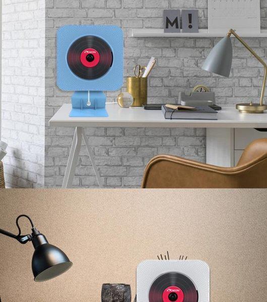 CD機 壁挂CD机播放器家用 英???cd机?身听?生 MP3光?播放U?
