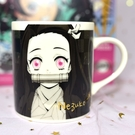 日本製正版 鬼滅之刃 禰豆子 陶瓷馬克杯 有證紙 300ml