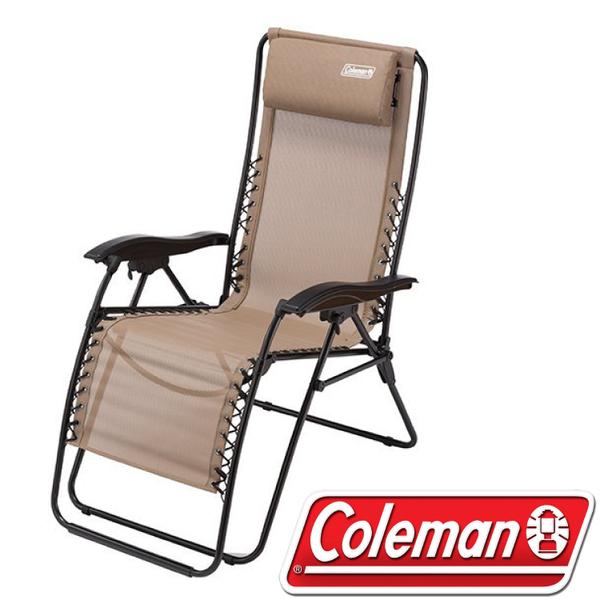 【Coleman 美國 INFINITY躺椅】CM-33139/露營椅/休閒椅/收納椅★滿額送