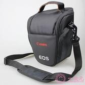 佳能單反相機包 單肩攝影包 三角包600D 650D 700D 60D 70D 550D