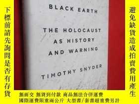 二手書博民逛書店Black罕見Earth: The Holocaust as H