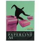 【奇奇文具】PAPERLINE 190  A4 淺綠 80P 影印紙 (500張入/包)