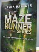 【書寶二手書T1/原文小說_IEM】The Maze Runner Series移動迷宮_共4本合售_Dashner, James