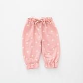 防蚊褲-女寶寶夏裝褲子女童休閒褲兒童寬鬆燈籠褲 提拉米蘇
