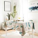 時尚可愛空間餐桌布 茶几布 隔熱墊 鍋墊 杯墊 餐桌巾411  (140*140cm)