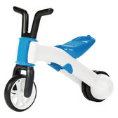 比利時 Chillafish 二合一漸進式玩具Bunzi寶寶平衡車/滑步車-海水藍