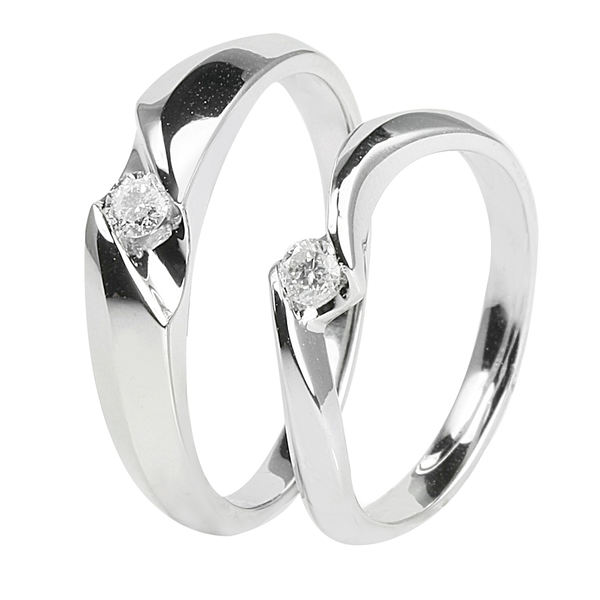 BRILLMOND 十分愛你鑽石對戒