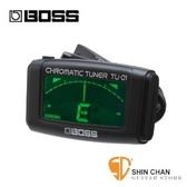 可夾式全頻調音器 Boss TU-01  可調吉他/貝斯/12平均律  【Boss/TU01】