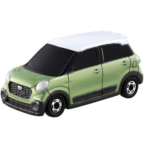 《 TOMICA 火柴盒小汽車 》TM046 - 大發CAST ╭★ JOYBUS玩具百貨
