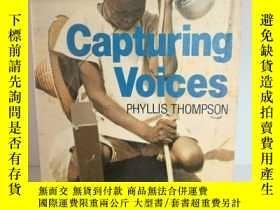 二手書博民逛書店Capturing罕見Voices:The Story of J