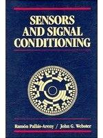 二手書博民逛書店《Sensors and Signal Conditioning