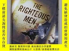 二手書博民逛書店英語原版罕見THE RIGHTEOUS MEN by SAM B