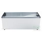 德國利勃 LIEBHERR 6尺3 弧型玻璃推拉冷凍櫃 408L (EFI-5653)附LED燈