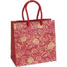 《荷包袋》手提紙袋  大 6K-L 花富...