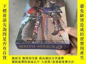 二手書博民逛書店SOUTH罕見AFRICA GERALD HOBERMANY20