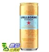 [COSCO代購] W125874 San Pellegrino 聖沛黎洛 零卡香氛氣泡飲 香橙野莓風味 330毫升 X 24入