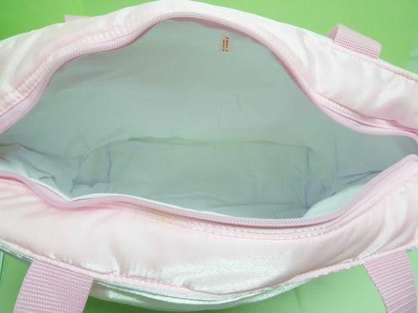 【震撼精品百貨】Hello Kitty 凱蒂貓~媽媽袋育兒包手提包肩背袋『櫻桃格子』