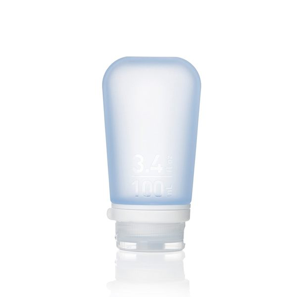 GoToob+ 分旅行分裝瓶 (大) 100ml - 天空藍