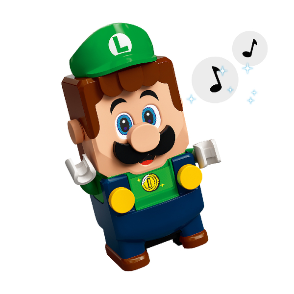 LEGO 樂高 Mario - 路易吉冒險主機Adventures with Luigi Starter Course 71387